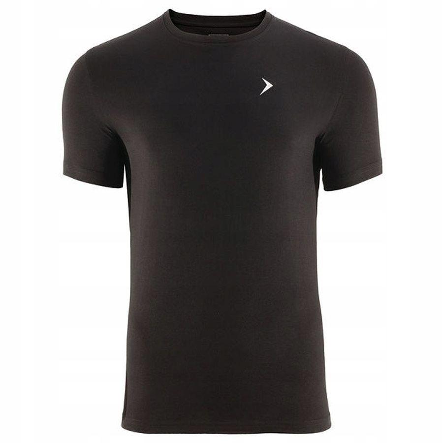 T-Shirt Outhorn HOZ18-TSM601 20S M czarny