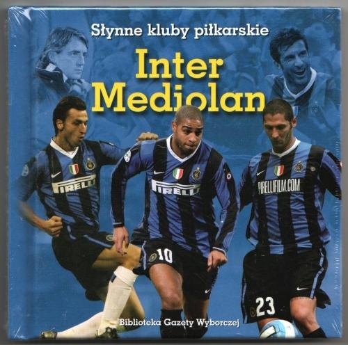 12. Inter Mediolan - słynne kluby piłkarskie