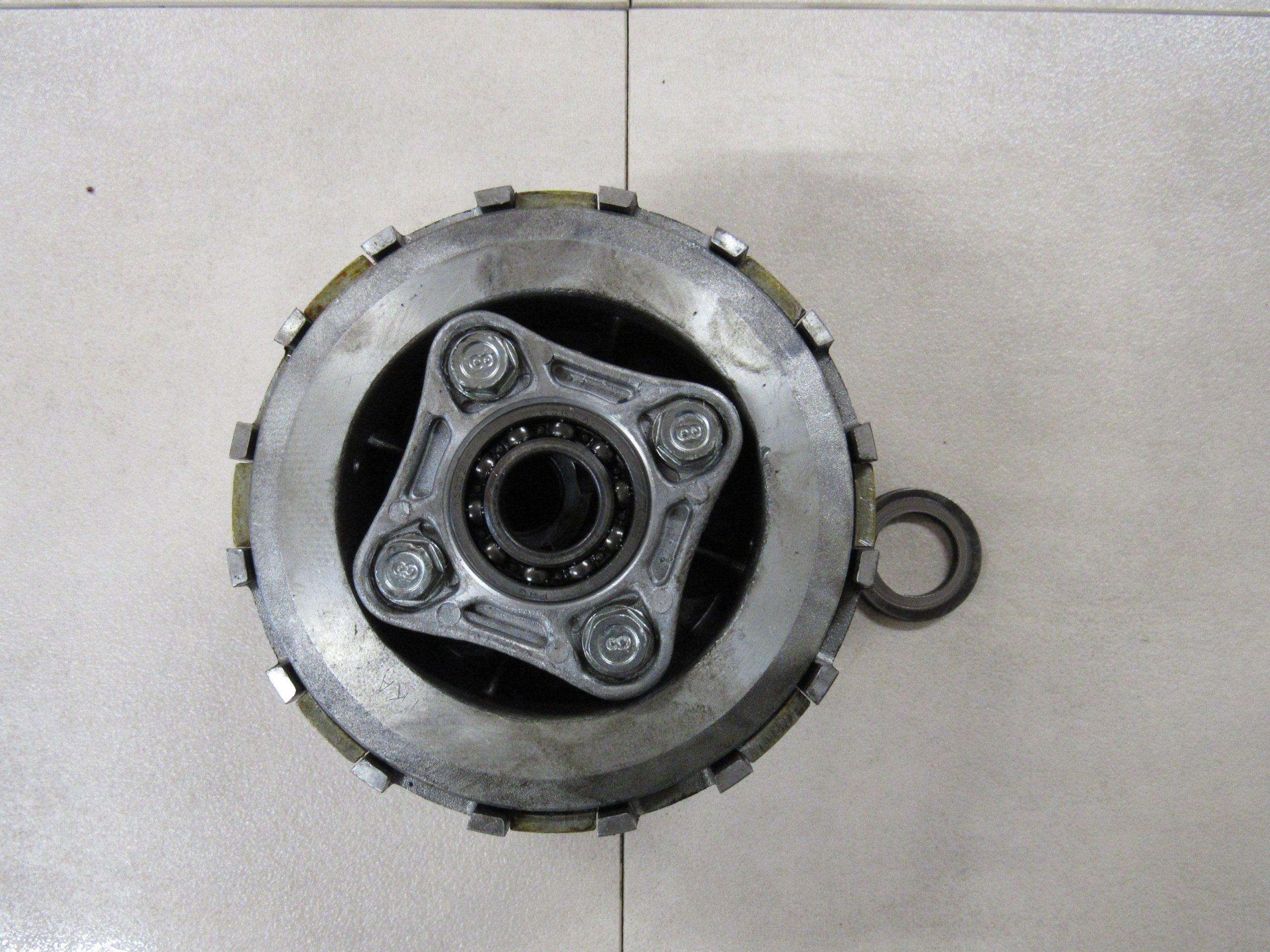 Daelim Daystar VL 125 kosz sprzęgowy sprzęgło