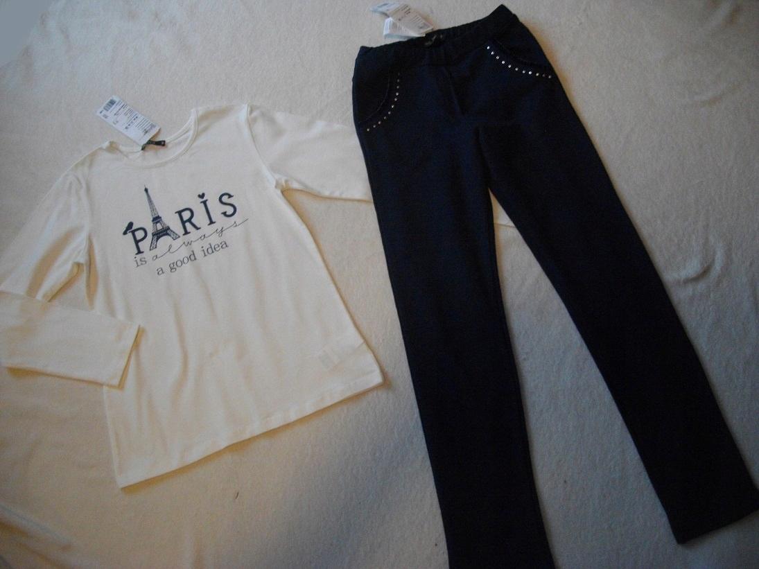 Wójcik 146 nowa bluzeczka spodnie Nasza wycieczka