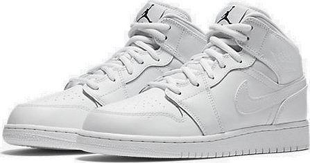 podgląd 100% wysokiej jakości nowy autentyczny Buty Juniorskie Nike Air Jordan 1 Mid 554725-110 ...