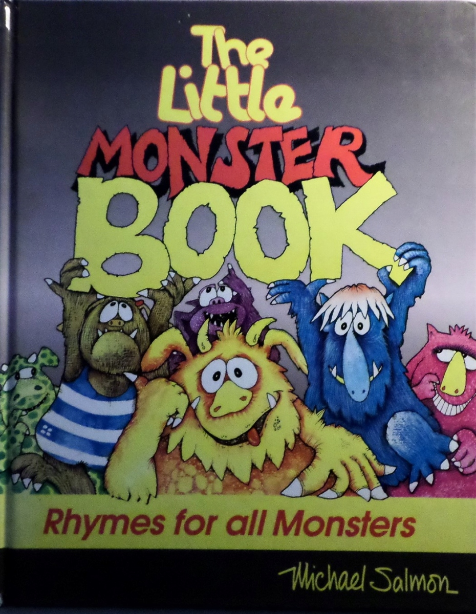 M. Salmon - The Little Monster Book