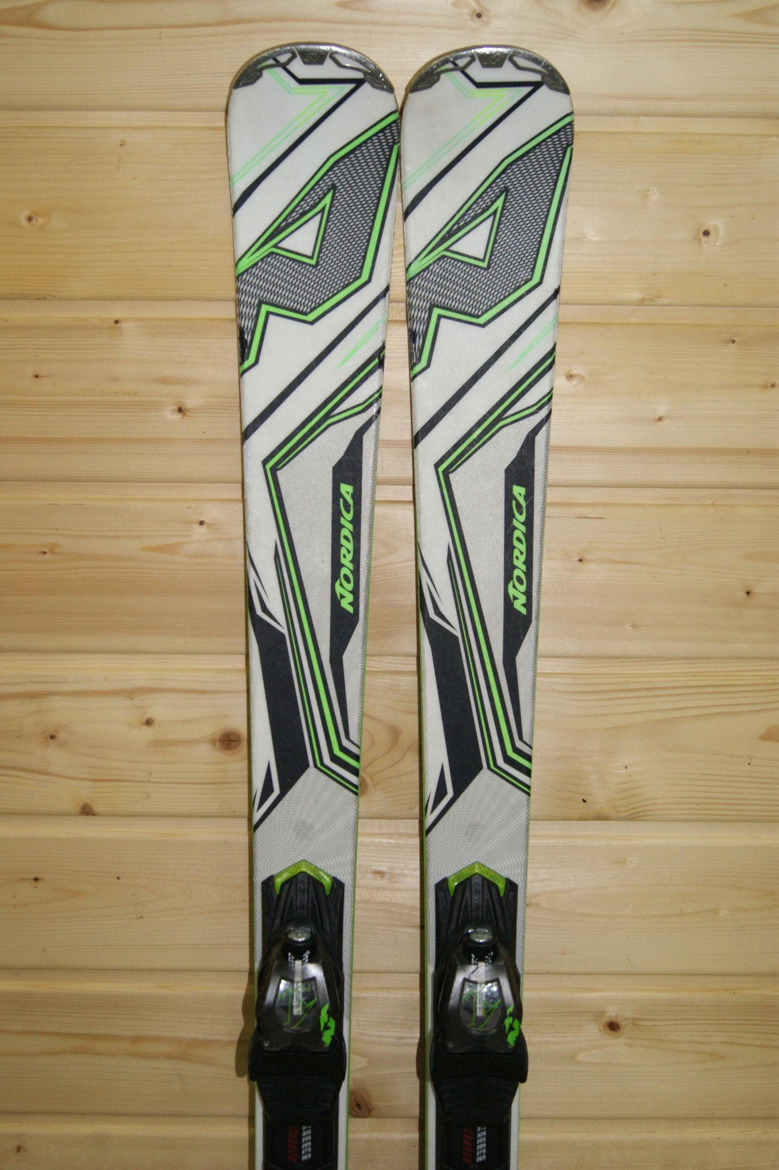 Salomon X Drive 80 Ti Skis wZ12 Bindings