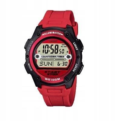 Zegarek męski Casio W-756-4a+GRAWER