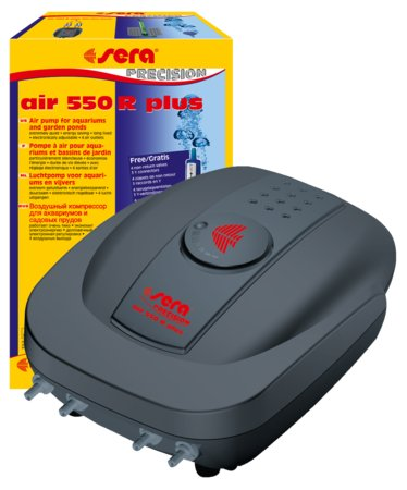 Napowietrzacz Sera Air 550 R Plus regulowany
