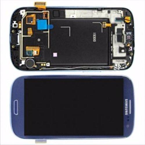100%OR WYŚWIETLACZ LCD DOTYK SAMSUNG i9300 S3 BLUE