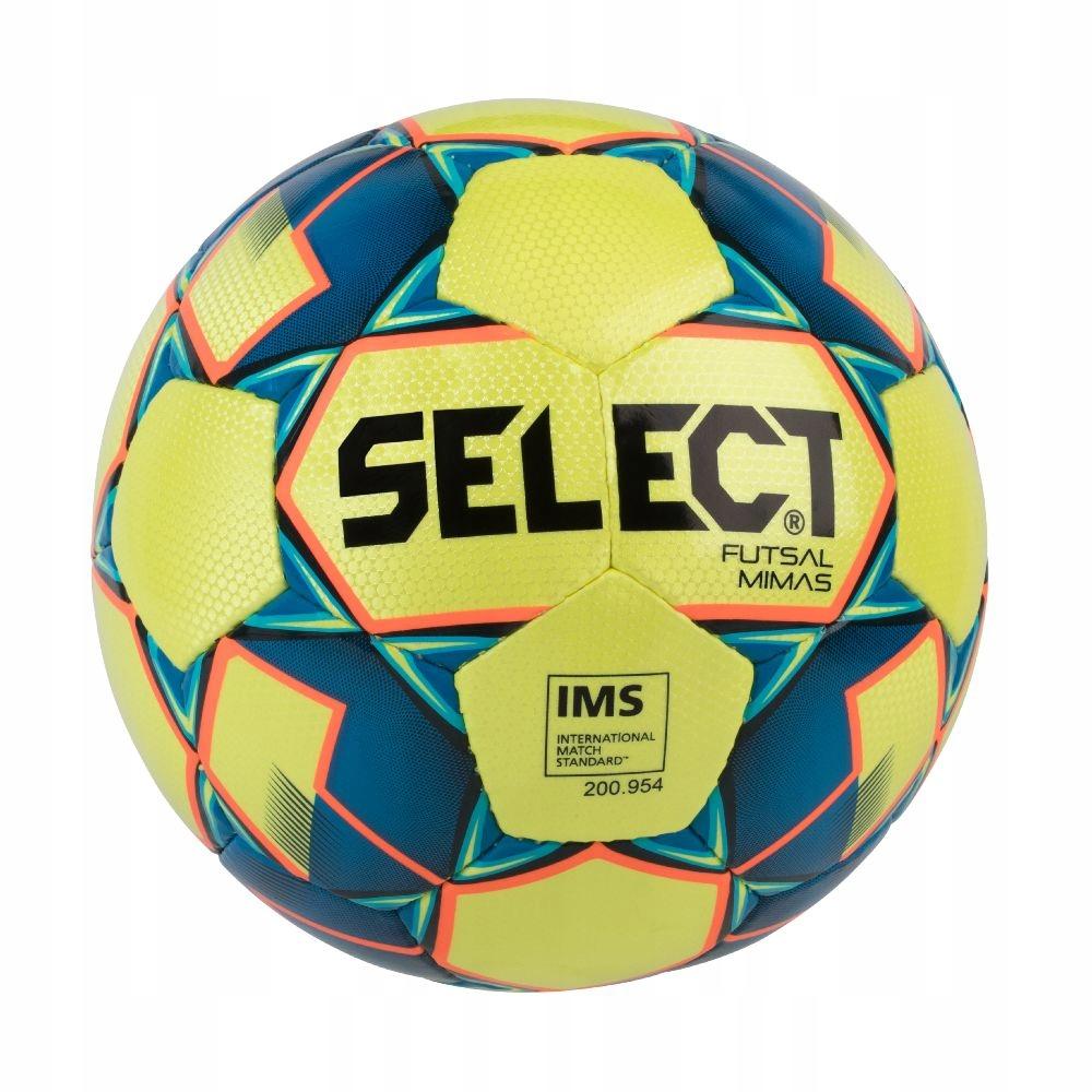 Piłka nożna halowa Select Futsal MIMAS 2 kolory
