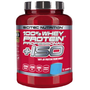 Scitec Whey Protein Profes+Iso 2280g Chocolate