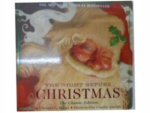Christmas The classic Edition - C. Moore 24h wys