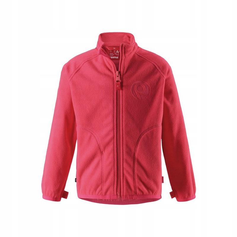Bluza polar Reima 536287 różowa ReimaGo roz. 146