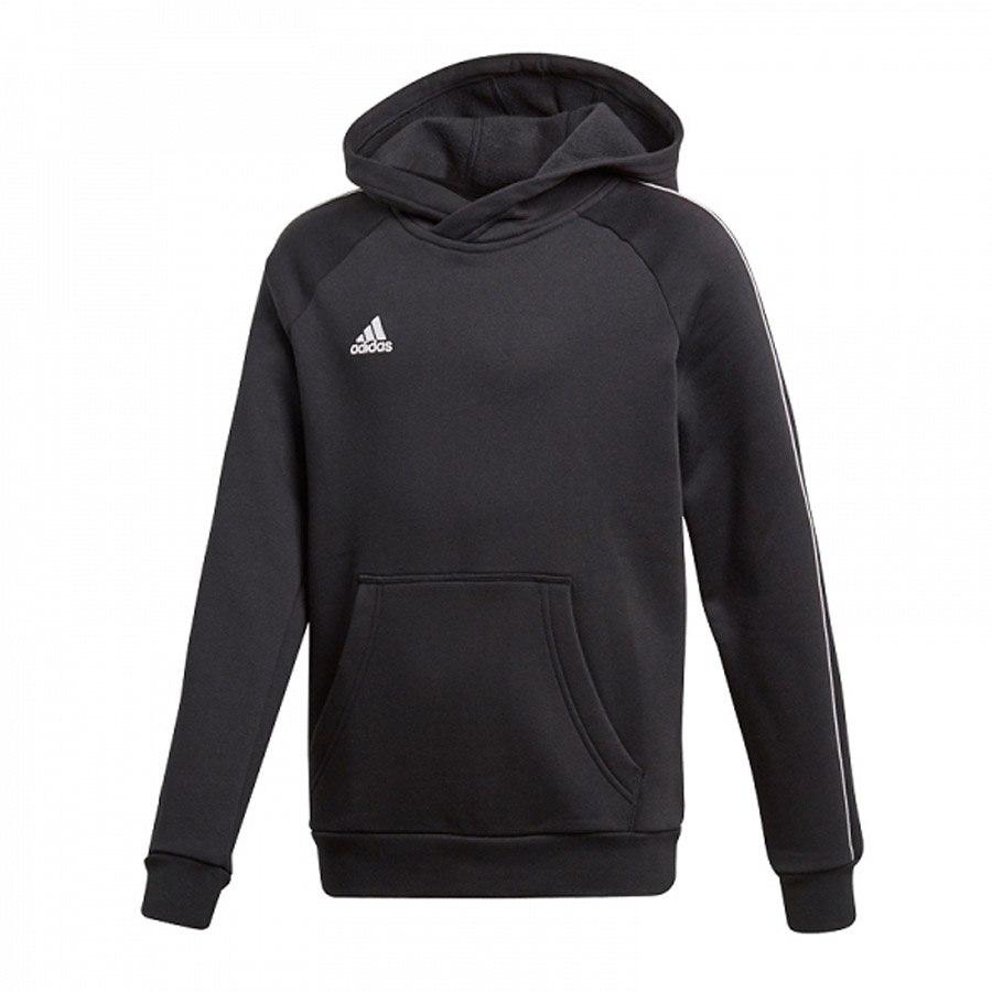 Bluza adidas Core 18 Y CE9069 czarny 152 cm