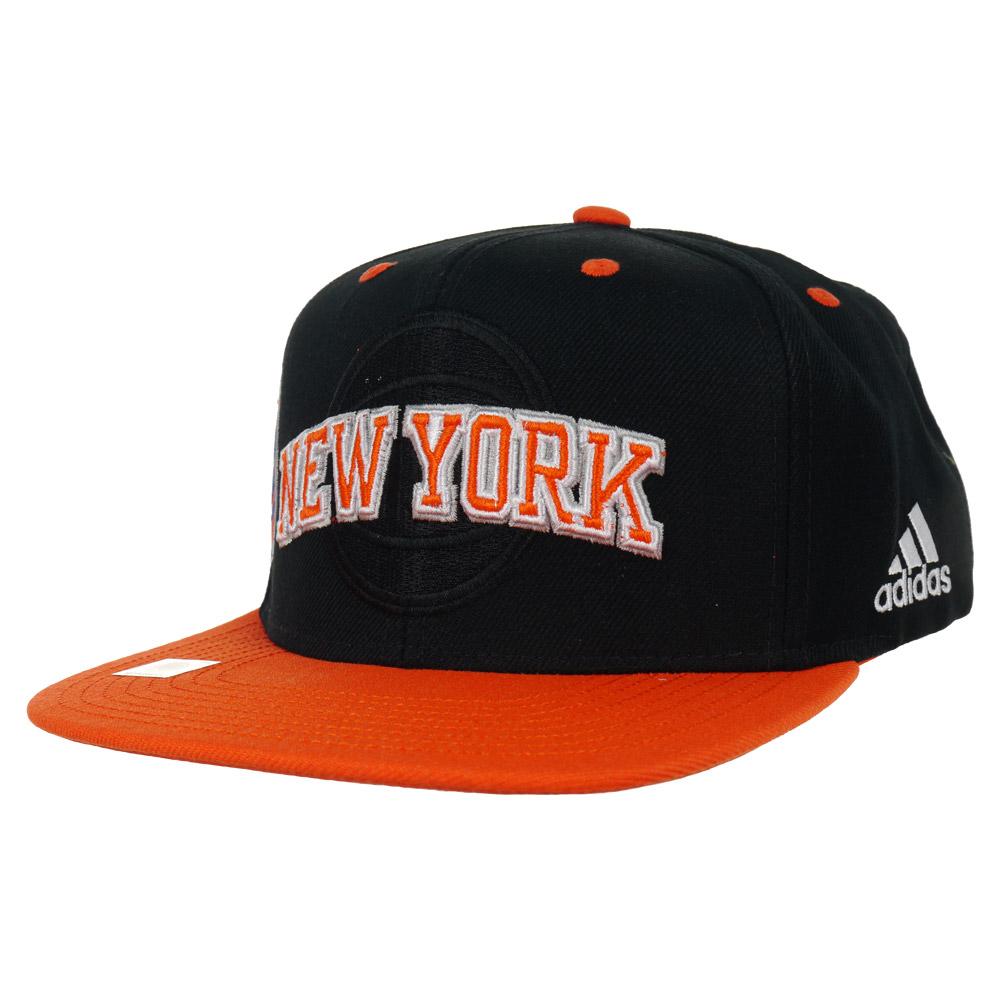 Czapka z daszkiem Adidas NBA NY Knicks bejsbolówka