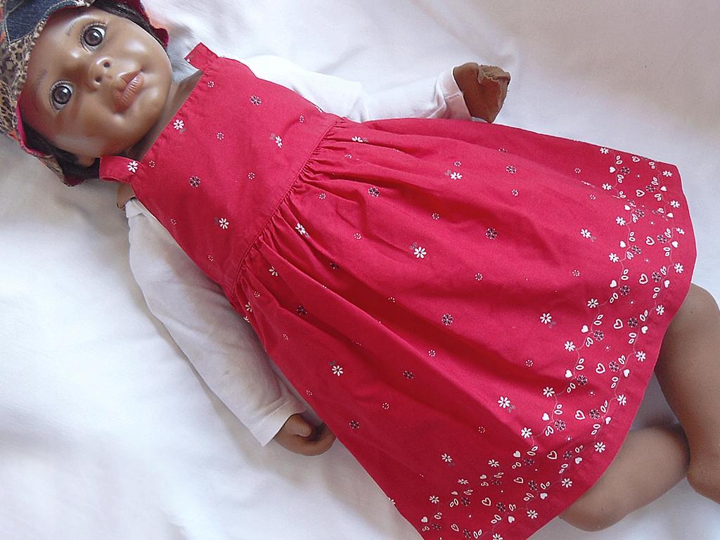 Sukienka bez rękaw NEXT, 86cm, 12-18 mies.