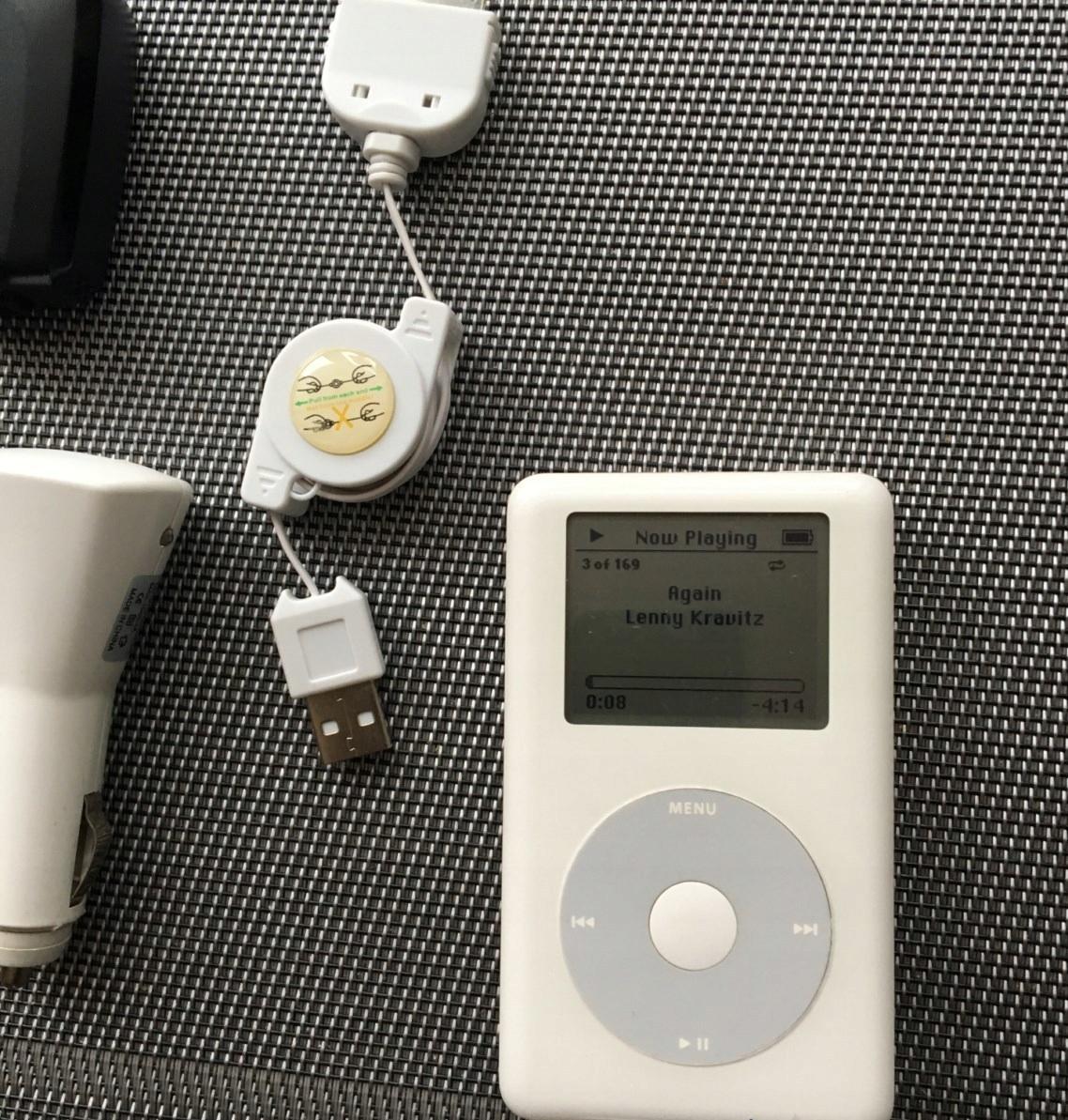 iPod classic 4G Dysk 64Gb (karta SD) , GWARANCJA