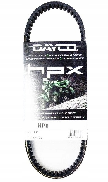 pasek napędowy ATV DAYCO HPX2239 SPORTSMAN POLARIS