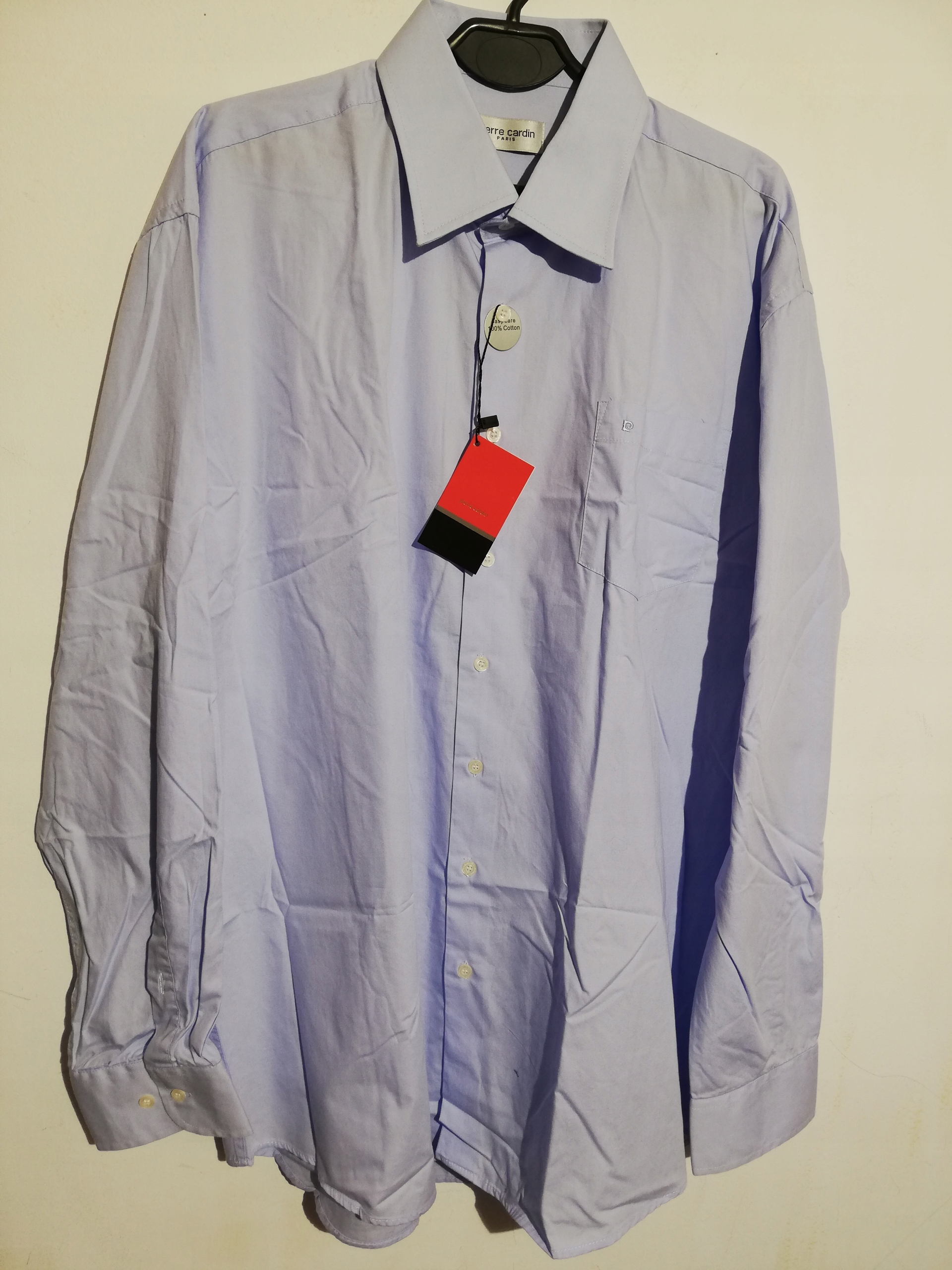 Pierre Cardin koszula męska rozm XL 43/44