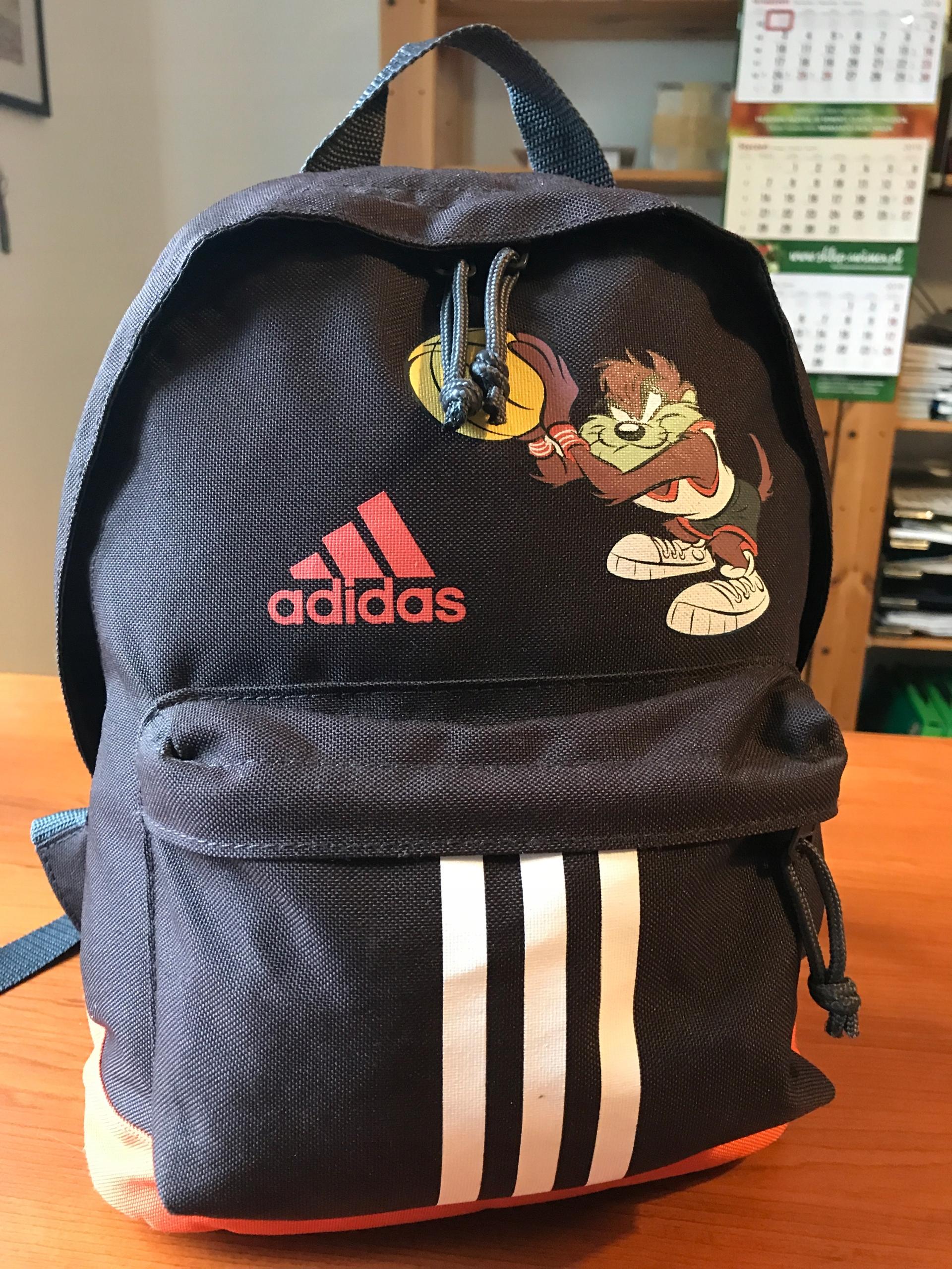 Plecak Adidas Looney Tunes. Stan idealny.