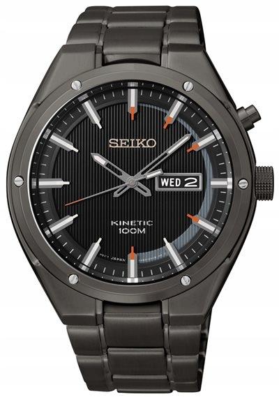 zegarek SEIKO Kinetic SMY157P1 GWARANCJA prezent