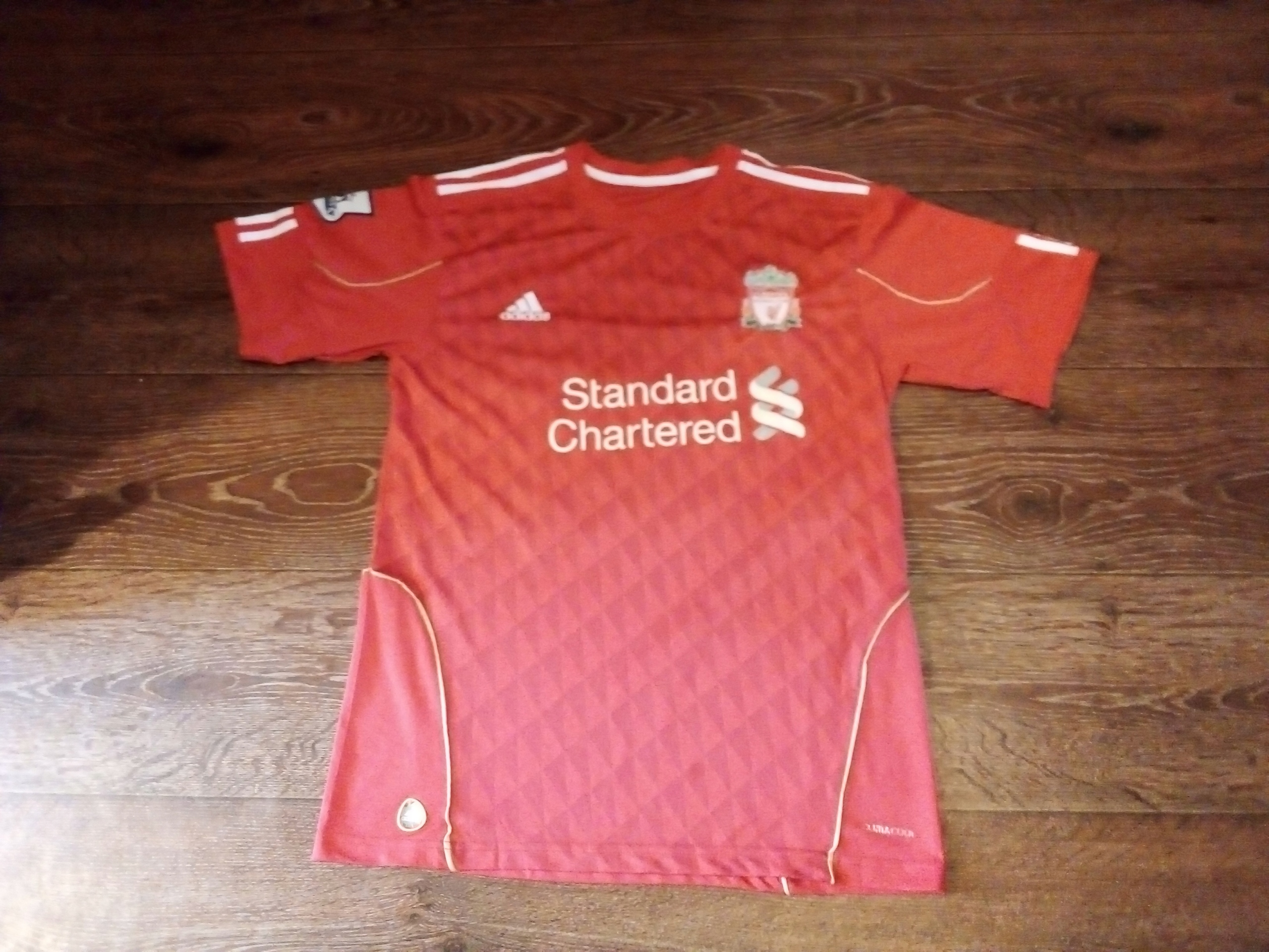 Koszulka FC Liverpool adidas Justice 96 S ? M ?