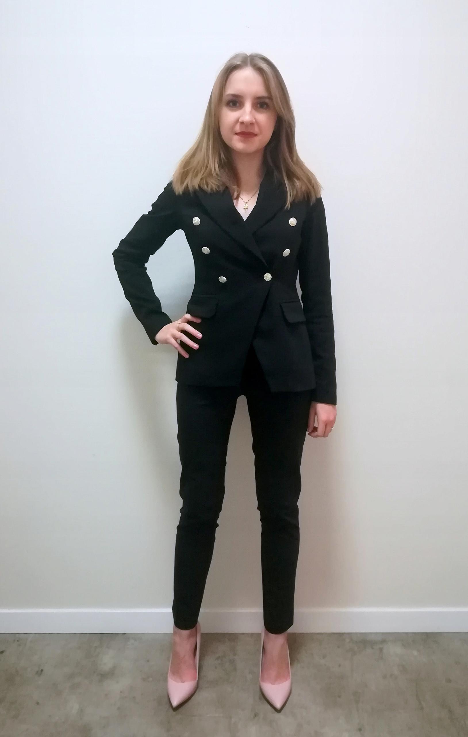 201c52c522f19b garnitury damskie w kategorii Odzież damska w Oficjalnym Archiwum Allegro -  archiwum ofert