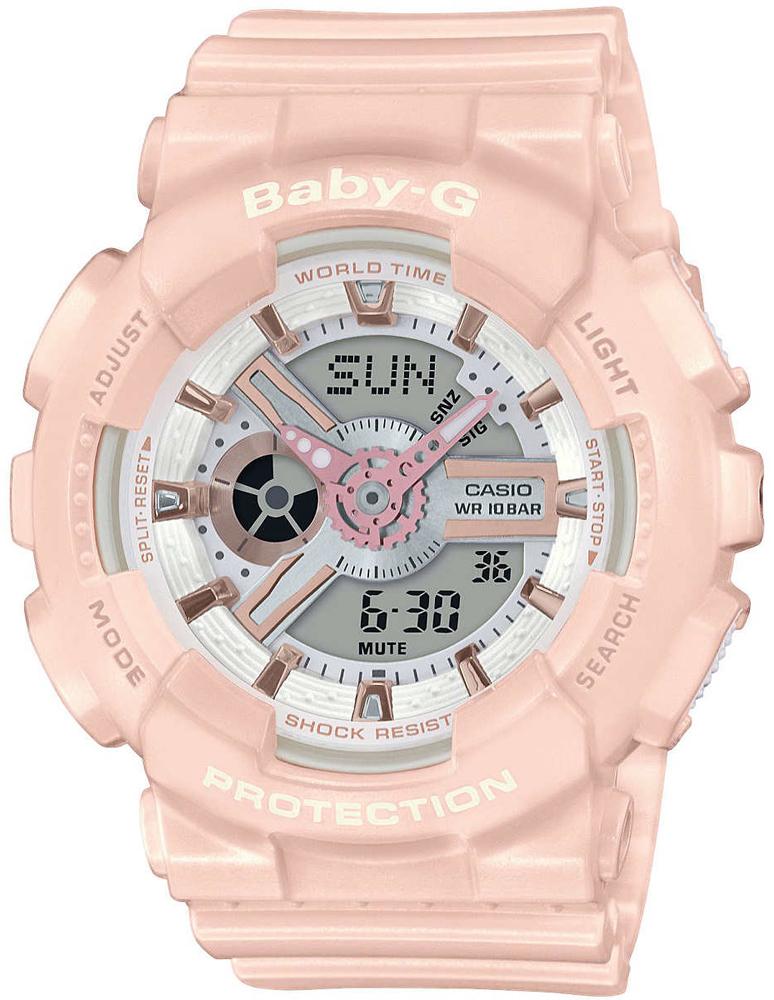 Zegarek BABY-G BA-110RG-4AER