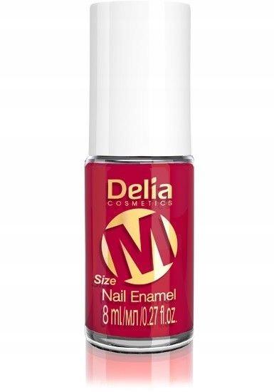 Delia Cosmetics Size M Emalia do paznokci 4.03 8