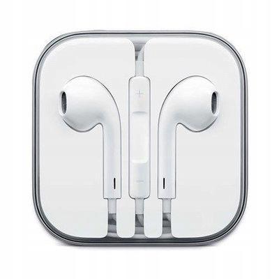 *Oryginalne słuchawki stereo Apple EarPods MD827ZM