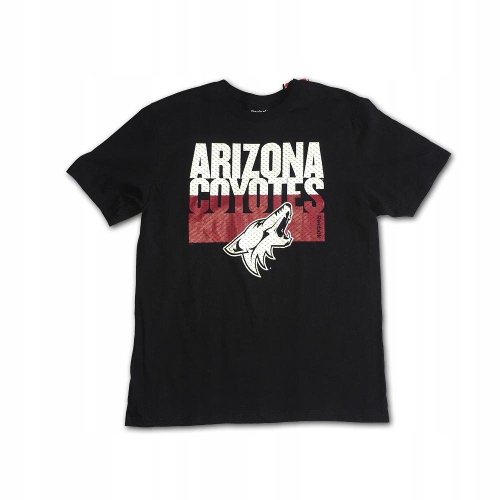 Koszulka bawełniana Reebok Arizona Coyotes NHL L
