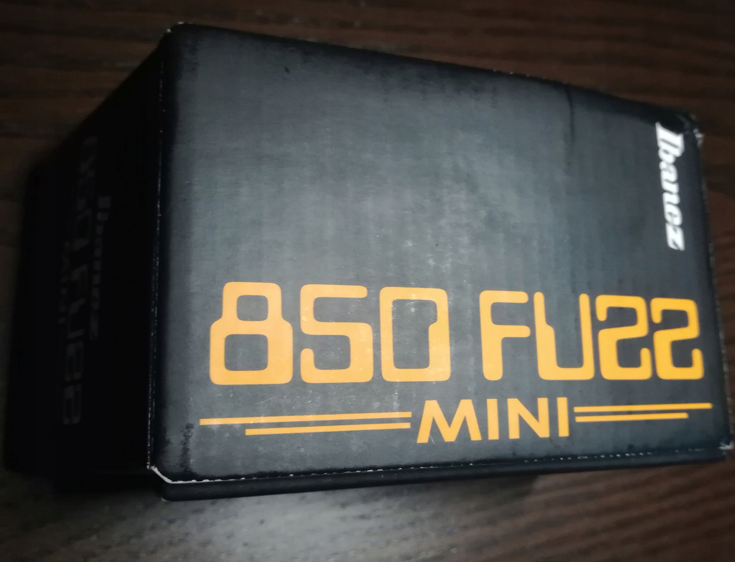 Ibanez 850 Fuzz Mini