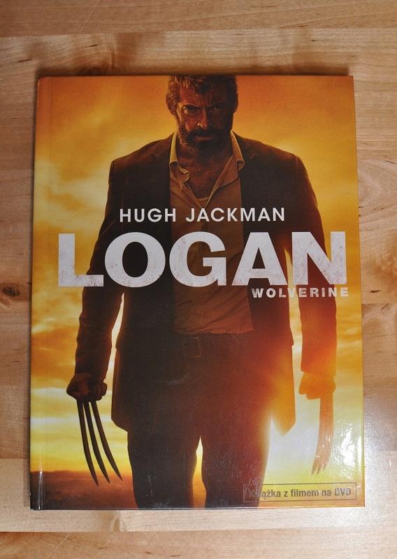 Logan DVD Hugh Jackman