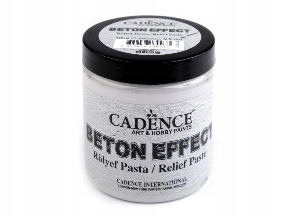 Efekt betonu Cadence 250 ml