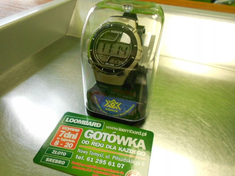 ZEGAREK XONIX GS-4