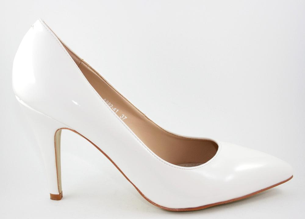 Śliczne Białe szpilki High Heels VICES R.40 BCM!!!
