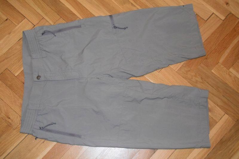 COLUMBIA TITANIUM męskie spodnie trekkingowe 3/4 M