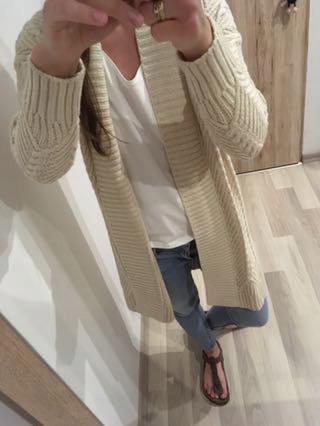 Kardigan sweter Reserved S