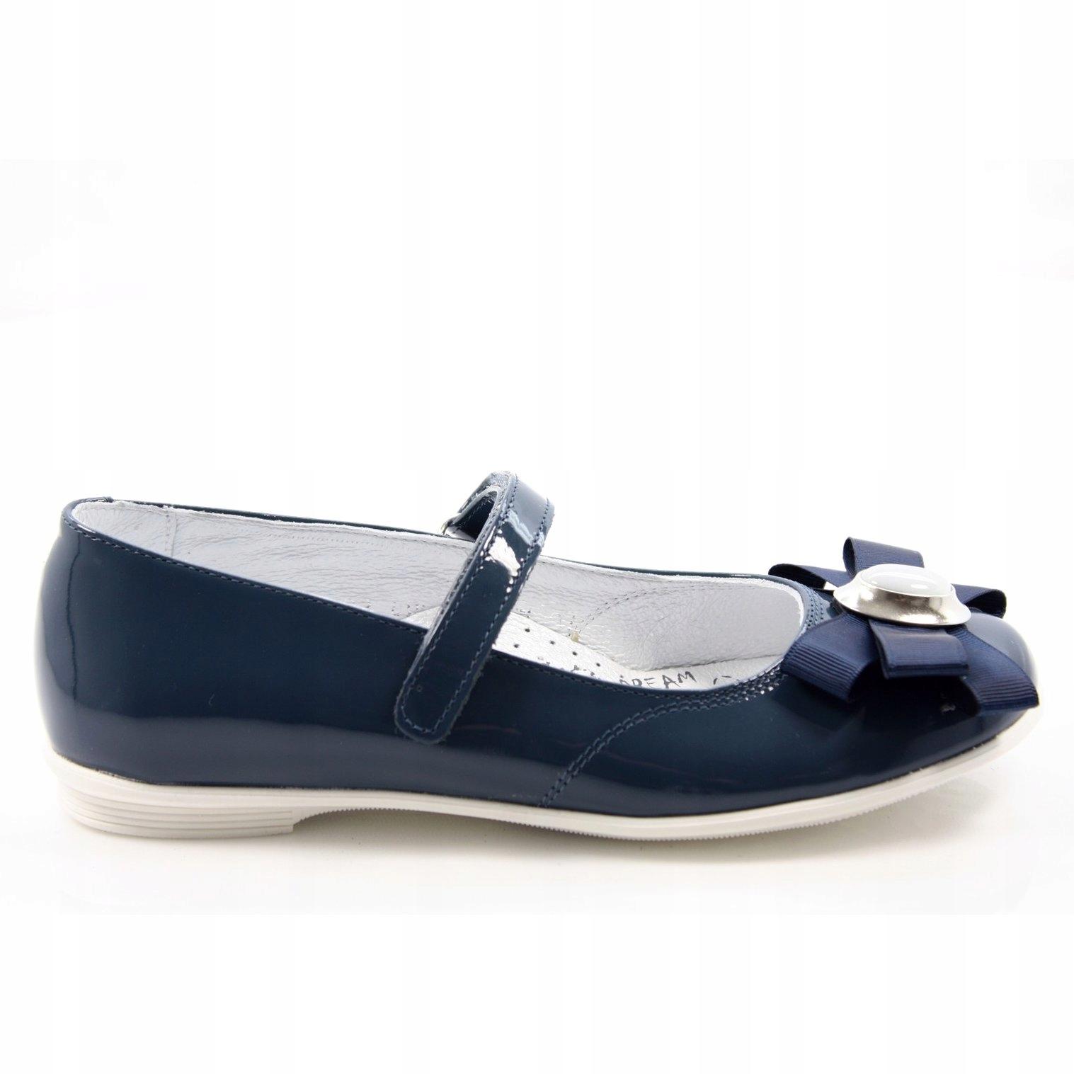 Balerinki buty dziecięce Bartek 45418 r.28