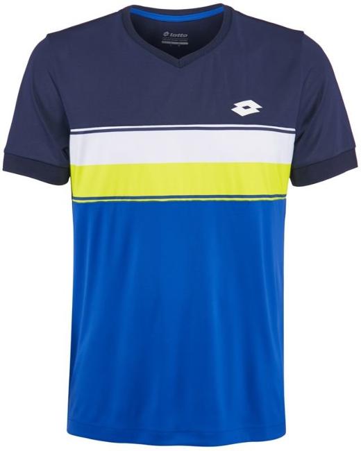 Koszulka tenisowa męska Lotto Court Tee roz. M