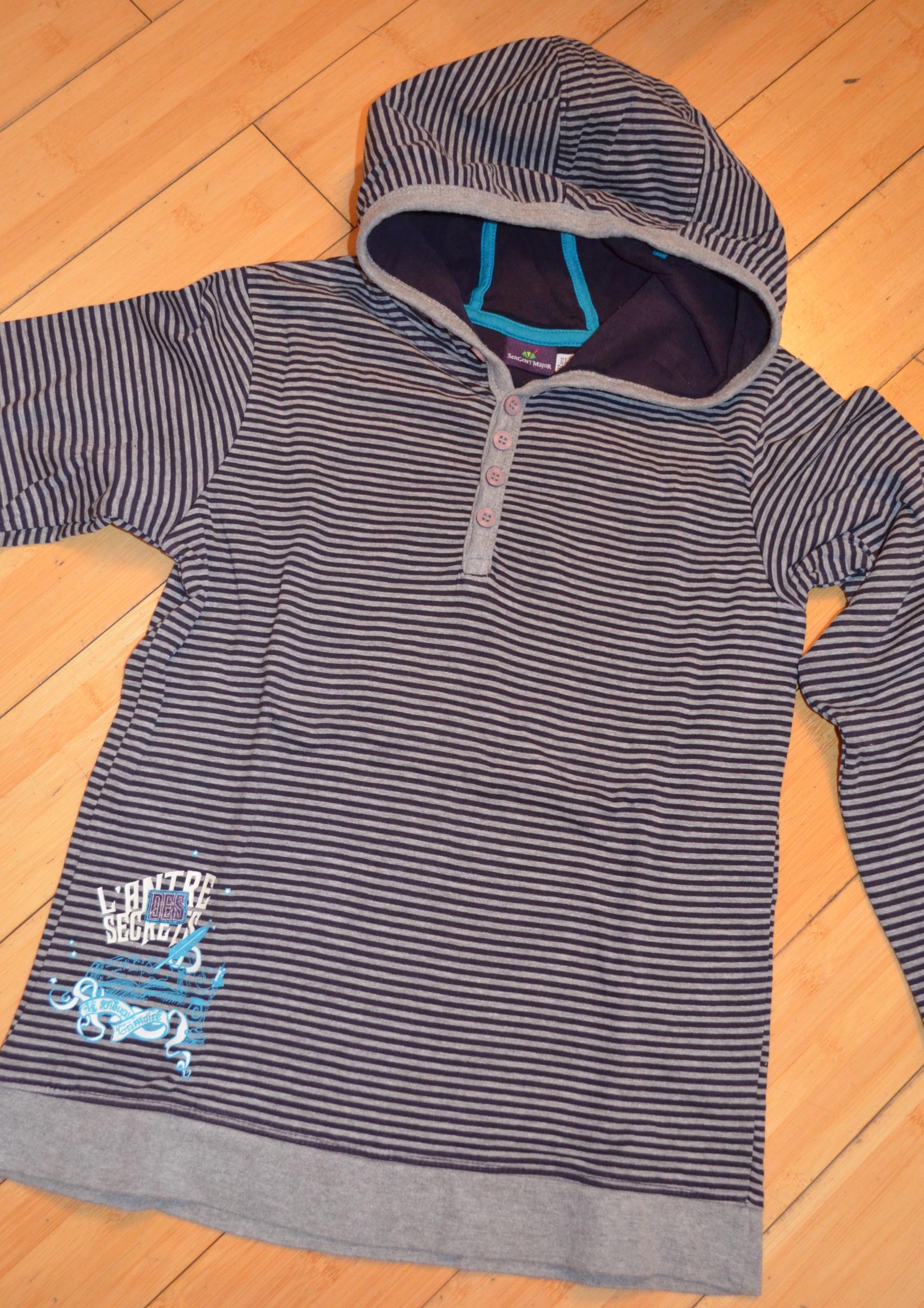 Bluza MAJOR FRANCE - rozmiar 148/ 11-12 lat