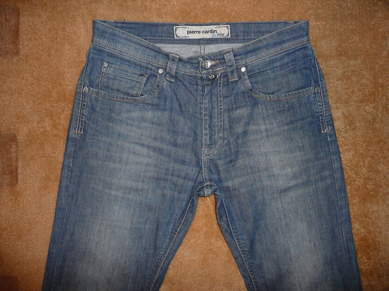 Spodnie dżinsy PIERRE CARDIN W33/L32=44/105,5cm