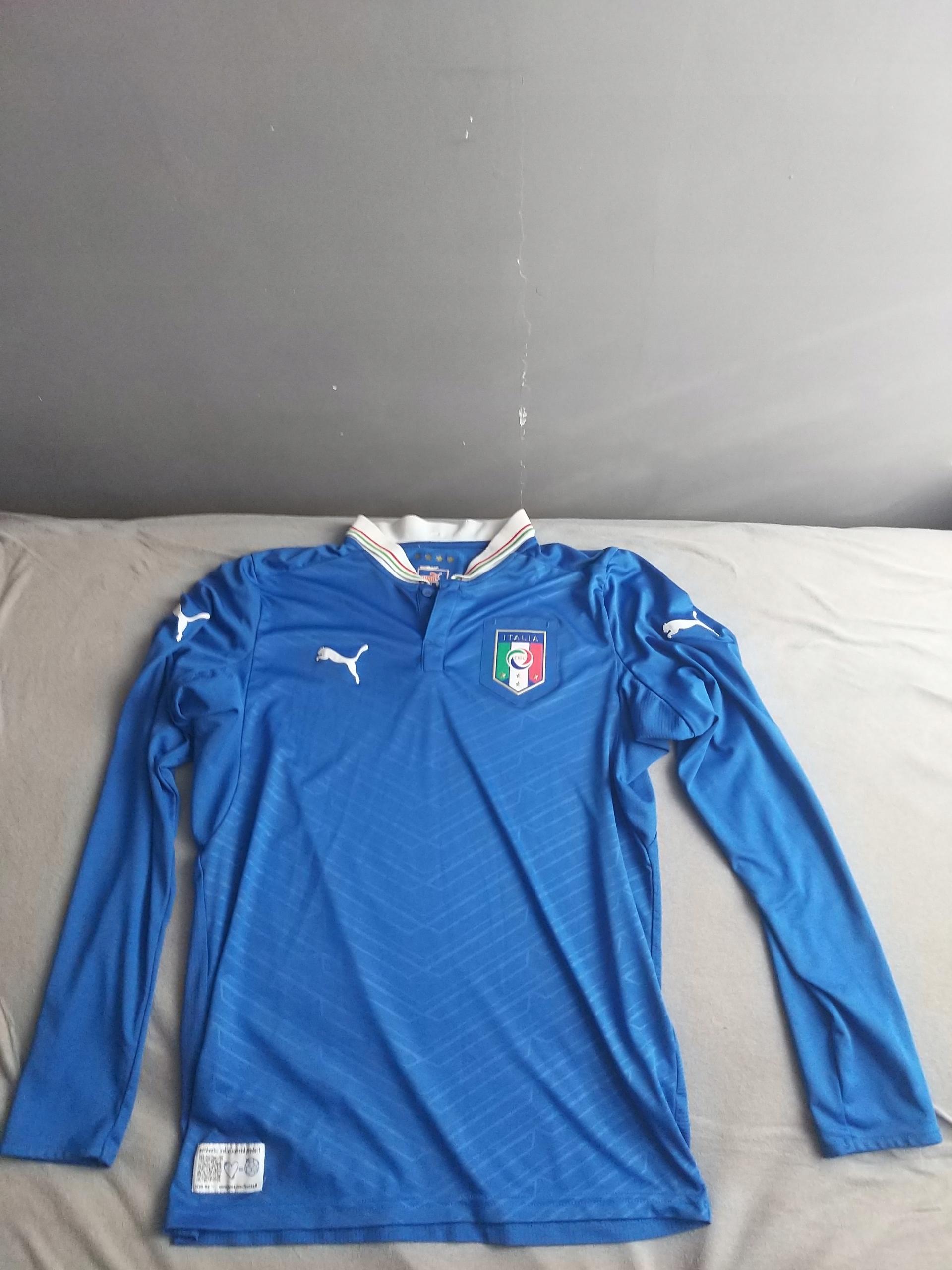 Koszulka Reprezentacja Włoch longsleeve