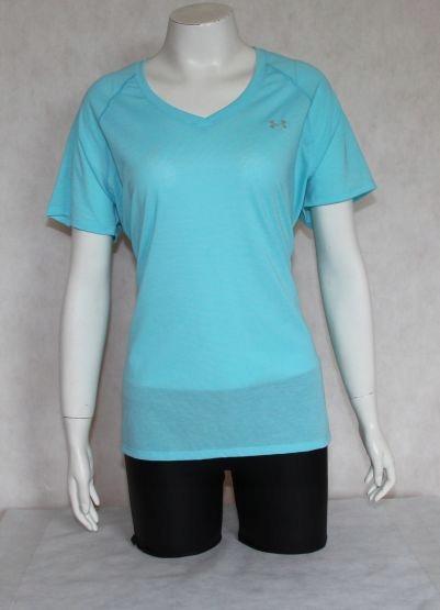 UNDER ARMOUR damska koszulka (XL) TECH heatgear