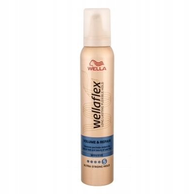 Wella Wellaflex Volume & Repair 200 ml Pianka
