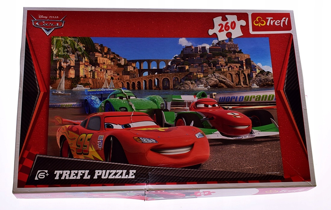 5624-3 ...TREFL DISNEY PIXAR CARS.. n#s PUZZLE 260