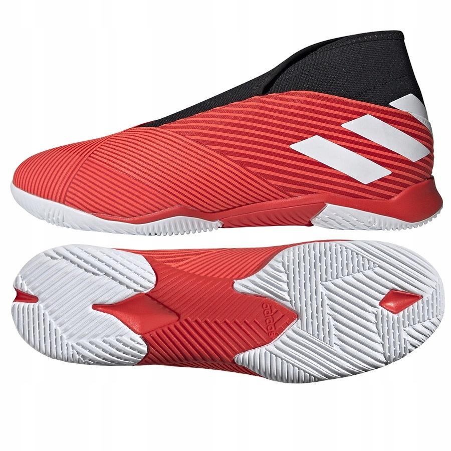 Buty adidas Nemeziz 19.3 LL IN G54685 41 1/3 czerw