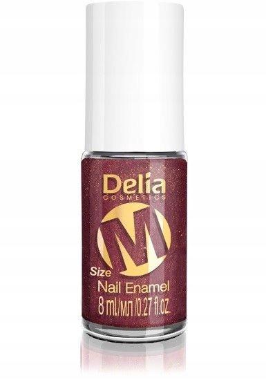 Delia Cosmetics Size M Emalia do paznokci 4.00 8