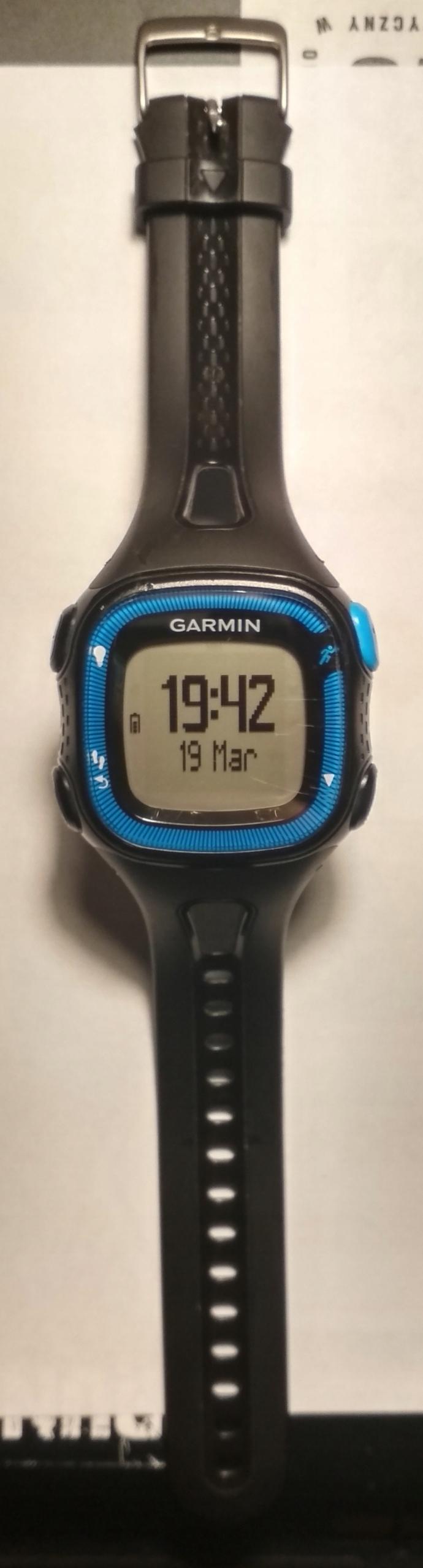 Zegarek Garmin Forerunner 15 GPS