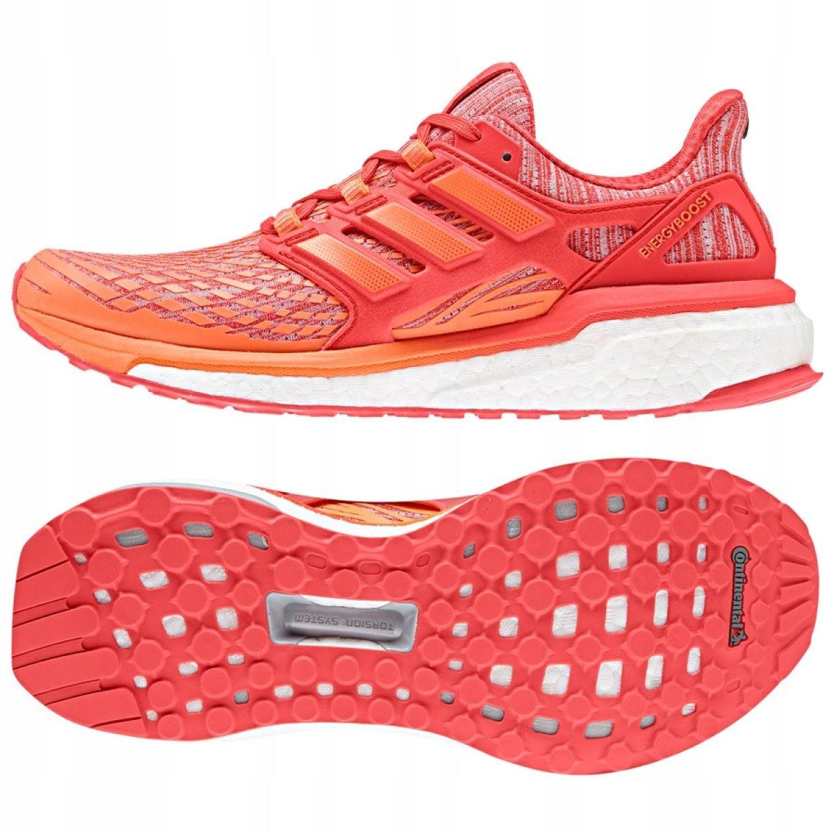 Buty biegowe adidas Energy Boost W CG3969 38 23