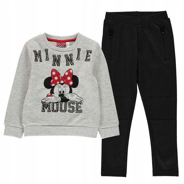 Myszka Minnie Disney dres zestaw komplet 116