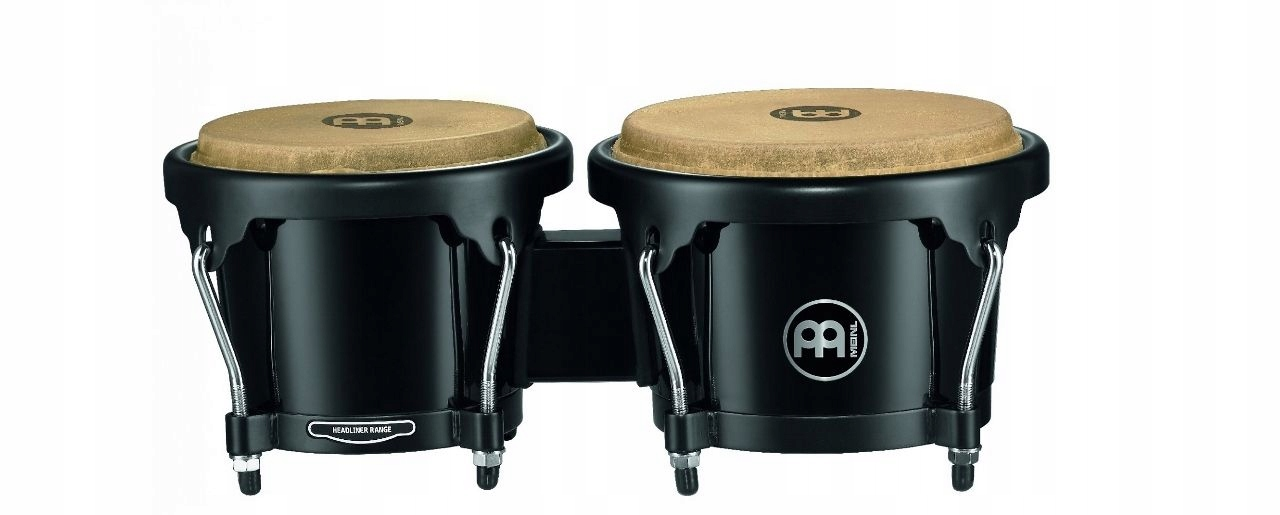 MEINL HB50BK Headliner ABS bongosy