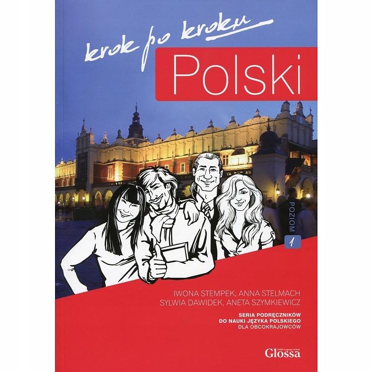 Polski krok po kroku podręcznik OKAZJA Wrocław :)